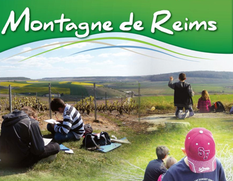 PARC NATUREL MONTAGNE DE REIMS guide education territoire thumb