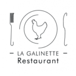 RESTAURANT LA GALINETTE REIMS logo