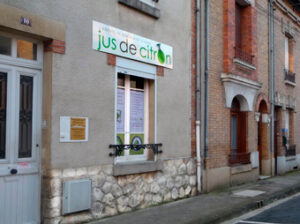 Photo Agence Jus de Citron rue