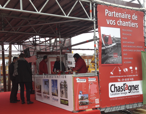 GROUPE CHASTAGNER photographie salon